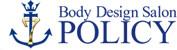 パーソナルトレーニングジム 【POLICY】