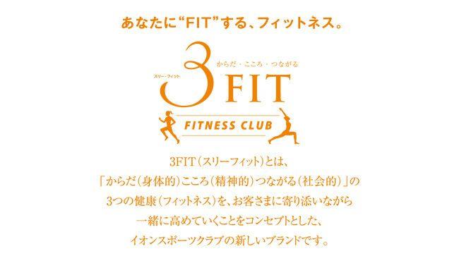 イオンスポーツクラブ3FIT 戸塚店