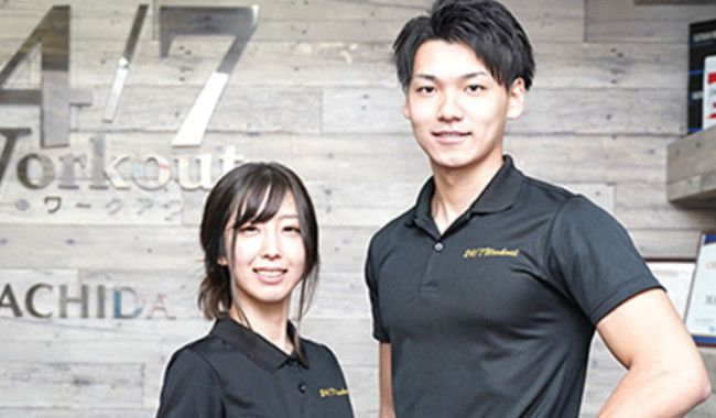 24/7Workout 恵比寿・目黒店